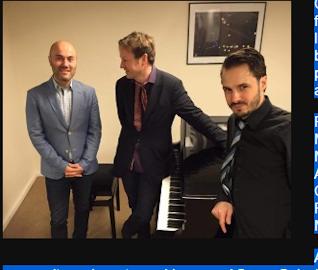 Juin 2016 - Franck Avitabile Trio